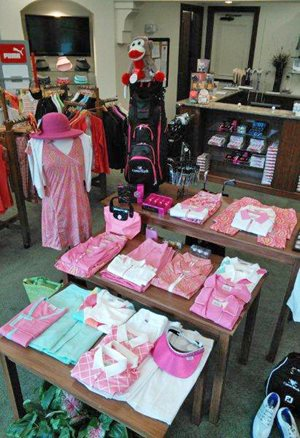 new Ladies apparel lines EP Pro, Tail Tech, Under Armour, and Bette & Court